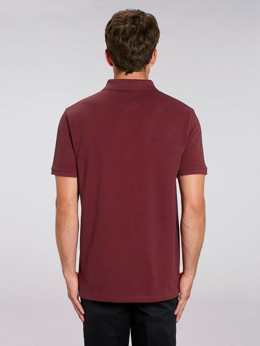 Hemden & Polos - Darius [diverse Farben] - L, burgundy 4