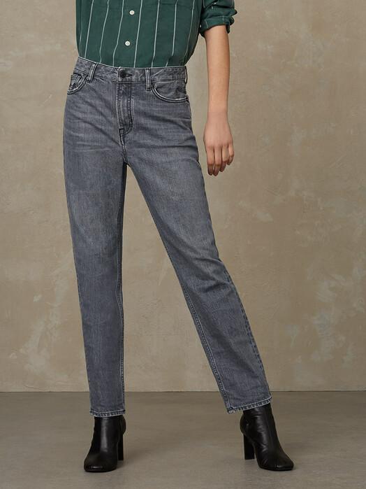 K.O.I. Jeans Jeans Caroline [carson flintstone grey worn] jetzt im Onlineshop von zündstoff bestellen