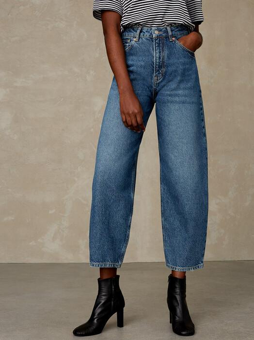 K.O.I. Jeans Jeans Leila [eco recycled blue used] jetzt im Onlineshop von zündstoff bestellen