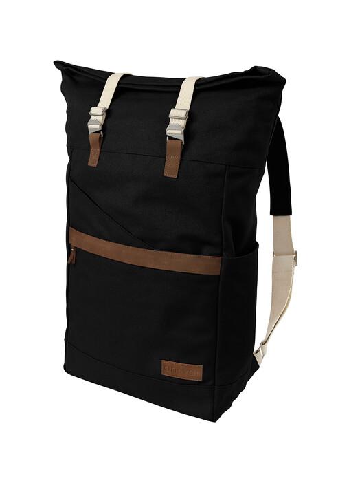 mela wear Rucksäcke & Taschen Ansvar I [schwarz] One Size jetzt im Onlineshop von zündstoff bestellen