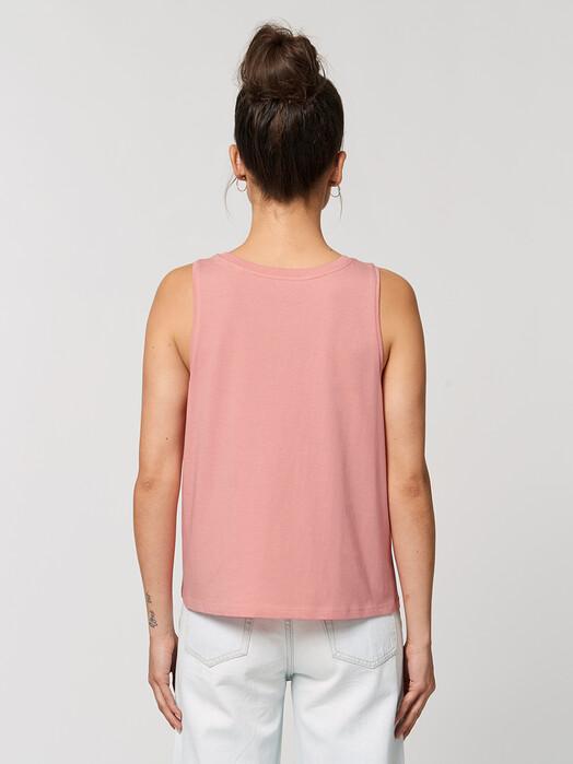 zündstoff.basics Tops Dagmar [diverse Farben] M, canyon pink jetzt im Onlineshop von zündstoff bestellen