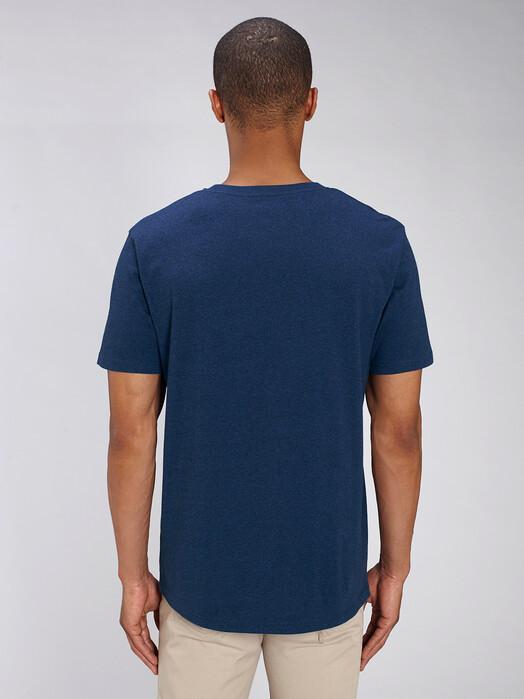 zündstoff.basics T-Shirts Claas [diverse Farben] M, black heather blue jetzt im Onlineshop von zündstoff bestellen