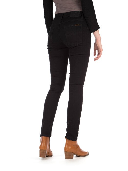 Jeans - Tight Terry [everblack] 4