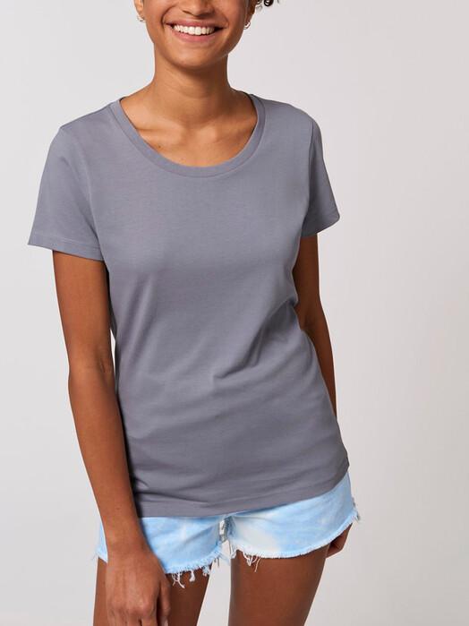 zündstoff.basics T-Shirts Enya [diverse Farben] M, lava grey jetzt im Onlineshop von zündstoff bestellen