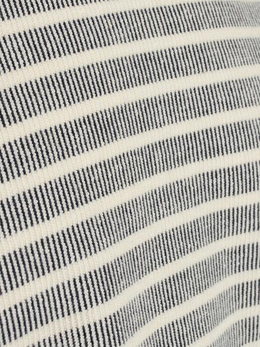 Knowledge Cotton Apparel  Longsleeves Locust Striped Longsleeve [total eclipse] L jetzt im Onlineshop von zündstoff bestellen