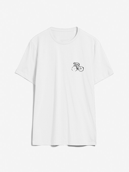 ARMEDANGELS T-Shirts Jaames Bike Season [white] XL jetzt im Onlineshop von zündstoff bestellen