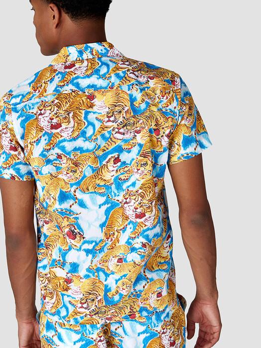K.O.I. Jeans Hemden & Polos Balder [tiger aloha] S jetzt im Onlineshop von zündstoff bestellen