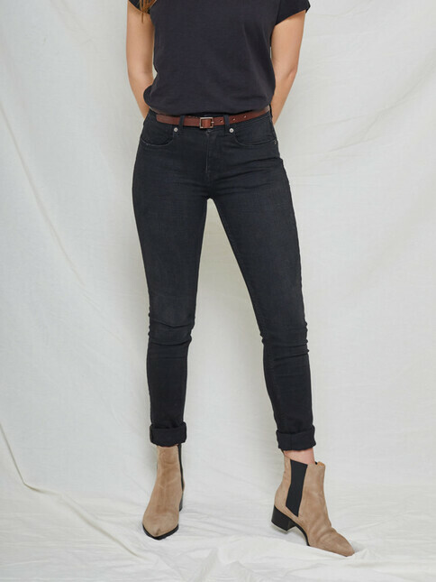 Kuyichi Jeans Carey [black again]