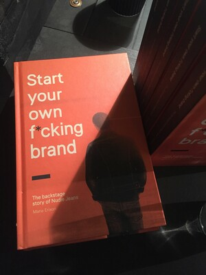 Buchtip Start your own f*cking brand von Maria Erixon