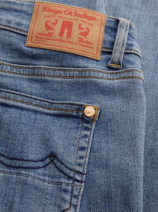 K.O.I. Jeans Jeans Juno [eco myla light used] jetzt im Onlineshop von zündstoff bestellen