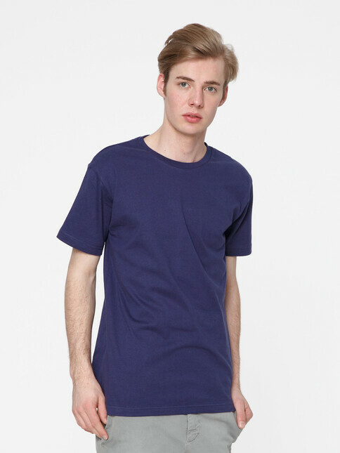 ThokkThokk  Men's Blank T-Shirt [blueprint]
