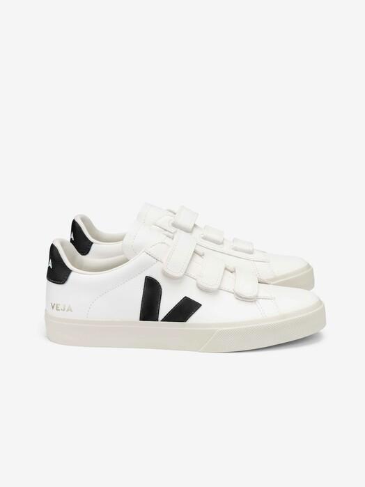 Veja Schuhe  Recife CF [extra-white black] jetzt im Onlineshop von zündstoff bestellen