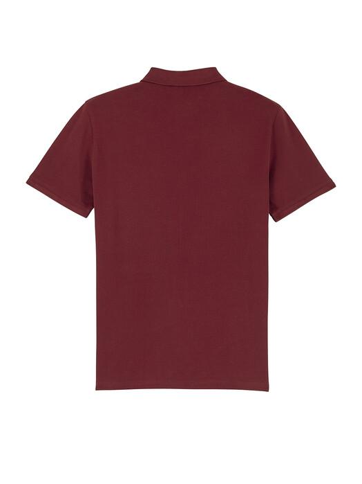 Hemden & Polos - Darius [diverse Farben] - L, burgundy 3
