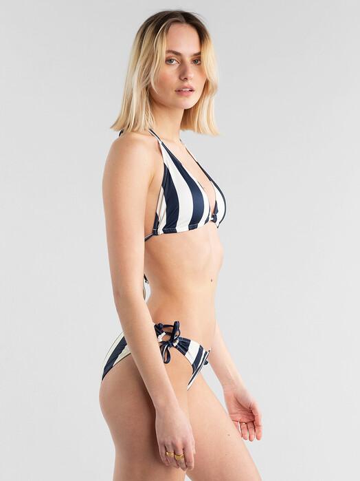 Dedicated Bikinis & Badeanzüge Sandnes Big Stripes [navy] L jetzt im Onlineshop von zündstoff bestellen