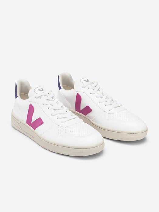 Veja V-10 Vegan CWL [white ultraviolet purple]