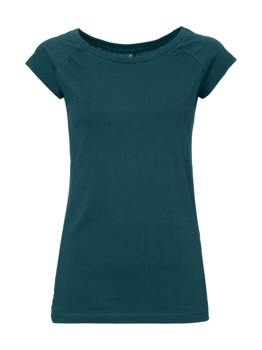 ThokkThokk  T-Shirts Women's Cap Sleeve T-Shirt [deep teal] XL jetzt im Onlineshop von zündstoff bestellen