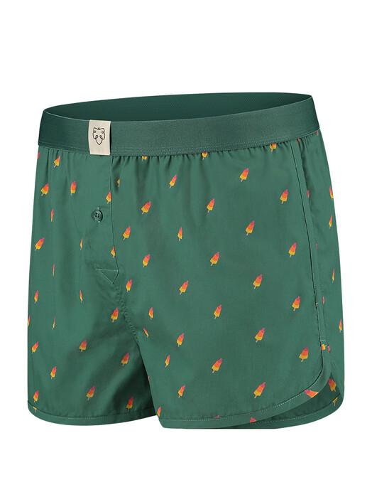 A-dam Underwear Unterwäsche  Boxershort Kris [green] XL jetzt im Onlineshop von zündstoff bestellen