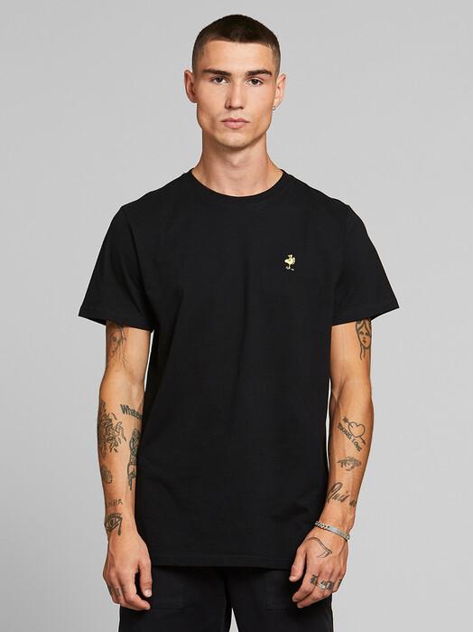 Dedicated T-Shirts Stockholm Woodstock [black] jetzt im Onlineshop von zündstoff bestellen