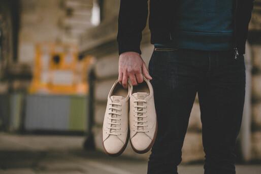 OTH nachhaltige Sneaker aus recycelten Reifen