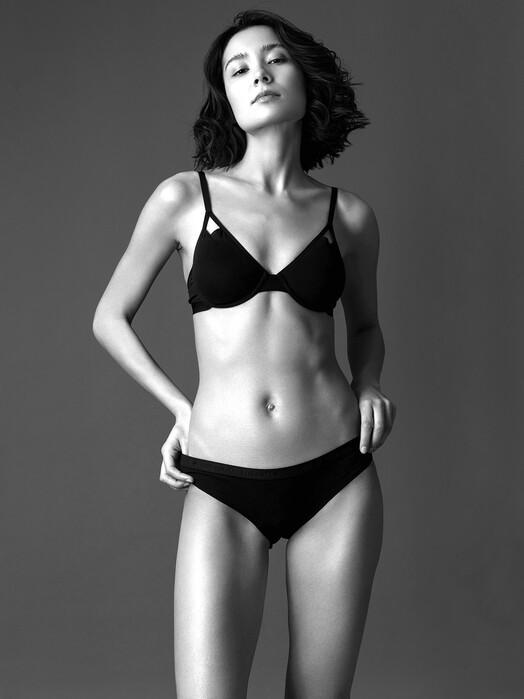 Lovjoi Intimates Unterwäsche  Lady Fern Bra [black] 70D jetzt im Onlineshop von zündstoff bestellen