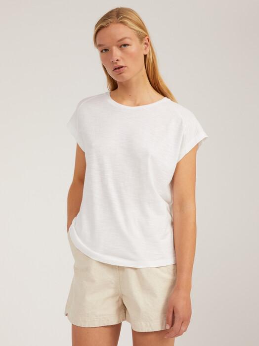ARMEDANGELS T-Shirts Ofeliaa [white] jetzt im Onlineshop von zündstoff bestellen