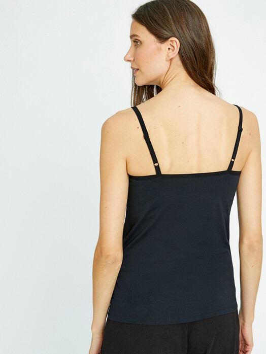 Unterwäsche  - Hidden Support Camisole [black] - L 3