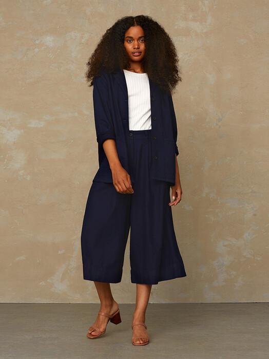 K.O.I. Jeans Hosen Charlotte [mid indigo] jetzt im Onlineshop von zündstoff bestellen