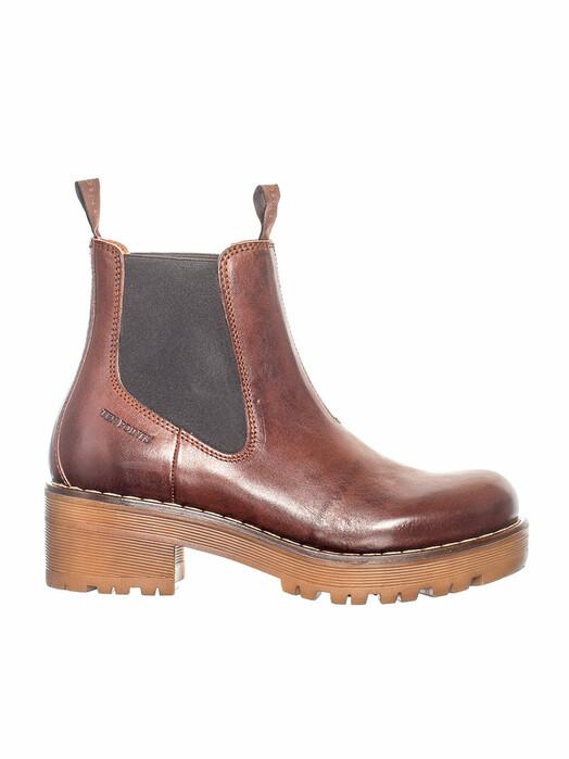 Ten Points Schuhe  Clarisse Chelsea [chocolate] jetzt im Onlineshop von zündstoff bestellen