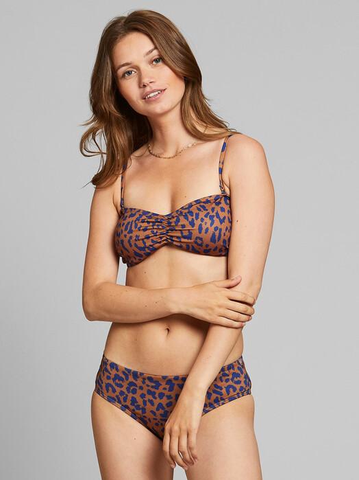 Dedicated Bikinis & Badeanzüge Lau Leopard [light brown] XL jetzt im Onlineshop von zündstoff bestellen