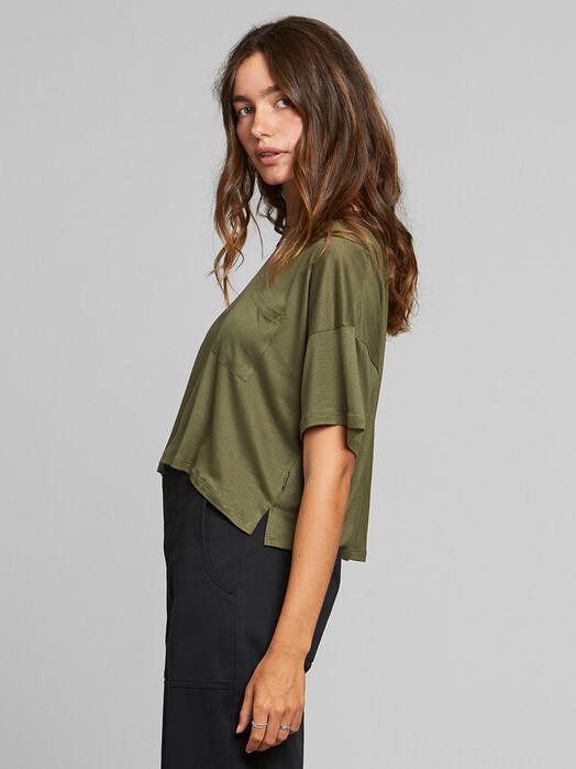 Dedicated T-Shirts Kivik [leaf green] jetzt im Onlineshop von zündstoff bestellen