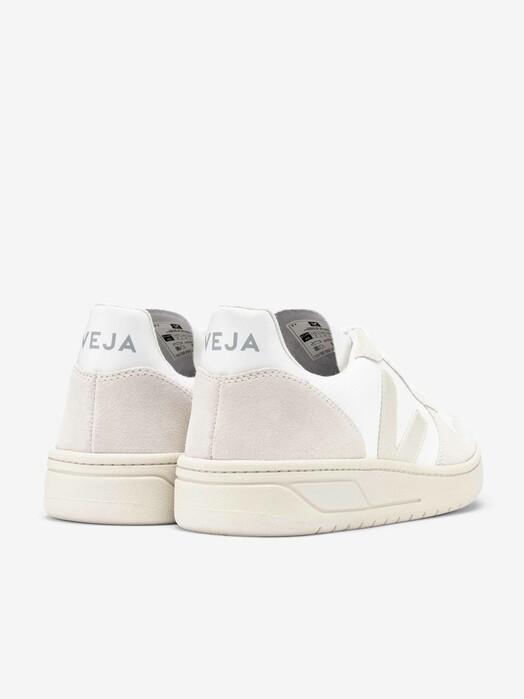 Veja Schuhe V-10 B-Mesh [white natural pierre] jetzt im Onlineshop von zündstoff bestellen