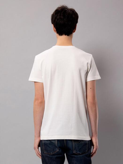 nudie Jeans T-Shirts Crew Neck Nudie Jeans [offwhite] jetzt im Onlineshop von zündstoff bestellen