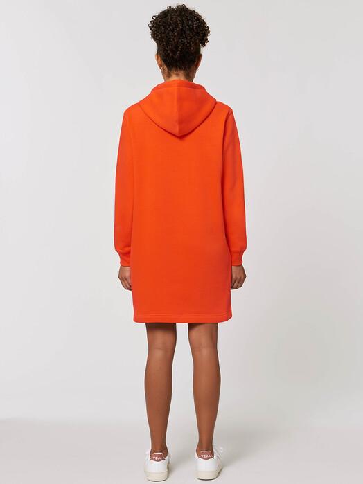 zündstoff.basics Kleider Smilla [diverse Farben] XL, tangerine jetzt im Onlineshop von zündstoff bestellen