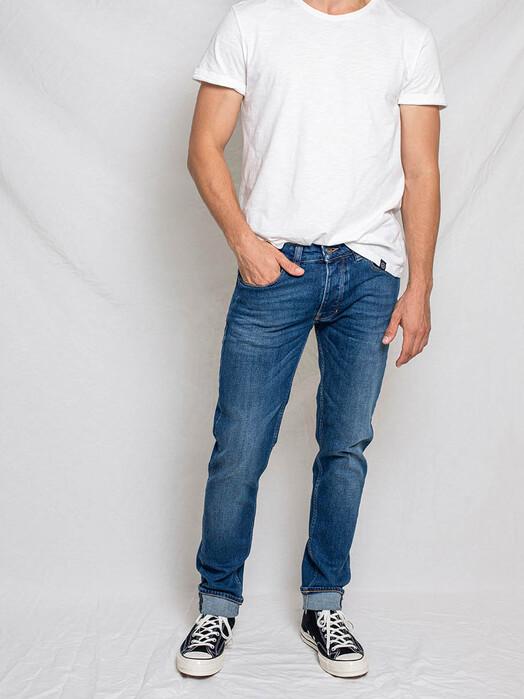 Kuyichi  Jeans Jamie [dark blue] jetzt im Onlineshop von zündstoff bestellen