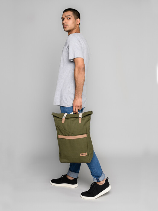 melawear Rucksäcke & Taschen Ansvar I [olivgrün] One Size jetzt im Onlineshop von zündstoff bestellen