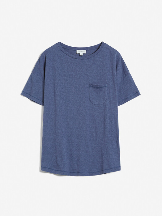 ARMEDANGELS T-Shirts Melinaa [foggy blue] jetzt im Onlineshop von zündstoff bestellen