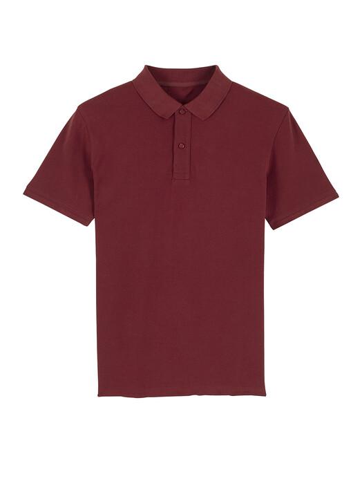 Hemden & Polos - Darius [diverse Farben] - L, burgundy 1