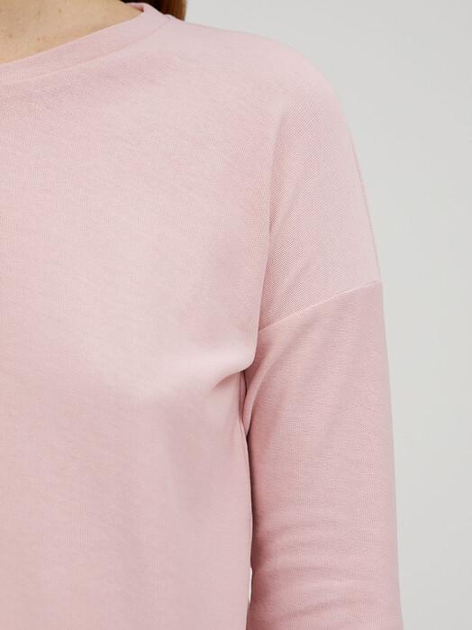 ARMEDANGELS Longsleeves Palinaa Knitted [pale mauve] jetzt im Onlineshop von zündstoff bestellen