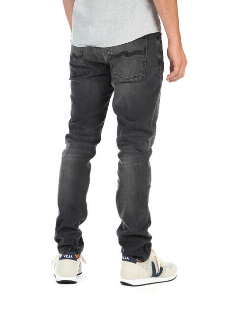 nudie Jeans Lean Dean [mono grey]