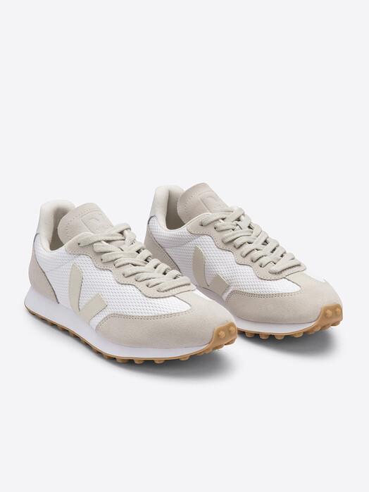 Veja Schuhe Rio Branco Alveomesh [white pierre natural] jetzt im Onlineshop von zündstoff bestellen