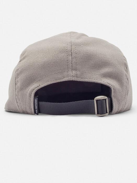 ekn Mützen 5 Panel Cap [grey canvas] One Size jetzt im Onlineshop von zündstoff bestellen