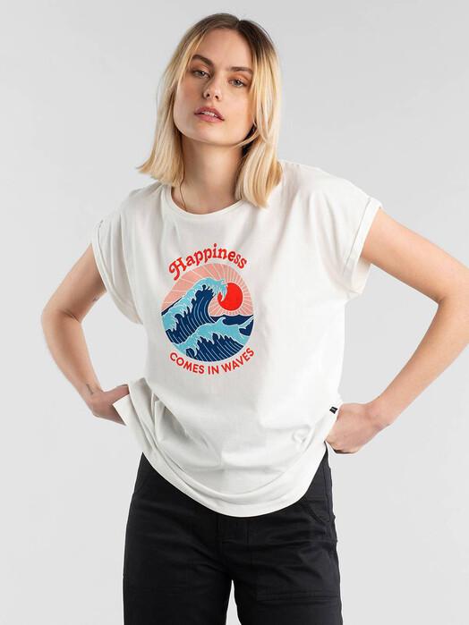 Dedicated T-Shirts Visby Happiness [off-white] L jetzt im Onlineshop von zündstoff bestellen