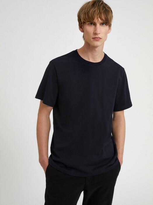 ARMEDANGELS T-Shirts Aado [depth navy] jetzt im Onlineshop von zündstoff bestellen