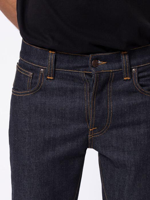 nudie Jeans Jeans Grim Tim [dry true navy] jetzt im Onlineshop von zündstoff bestellen