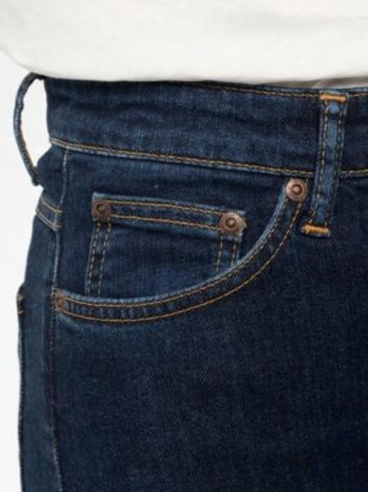 nudie Jeans Jeans Hightop Tilde [blue fantasy] jetzt im Onlineshop von zündstoff bestellen
