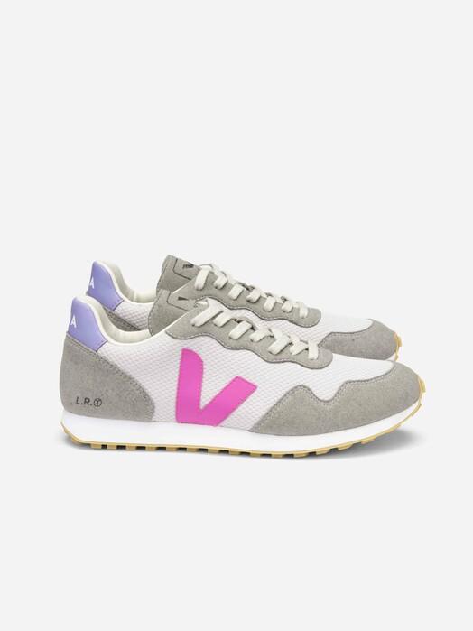 Veja Schuhe  SDU Rec Alveomesh [light-grey ultraviolet] jetzt im Onlineshop von zündstoff bestellen