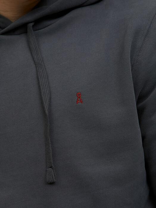 ARMEDANGELS Hoodies Paancho Comfort [acid black] jetzt im Onlineshop von zündstoff bestellen