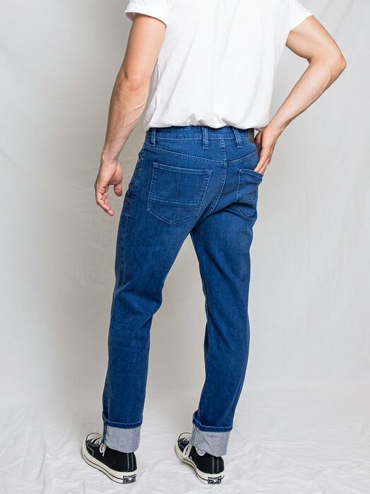 Kuyichi  Jeans Scott [noble blue] jetzt im Onlineshop von zündstoff bestellen
