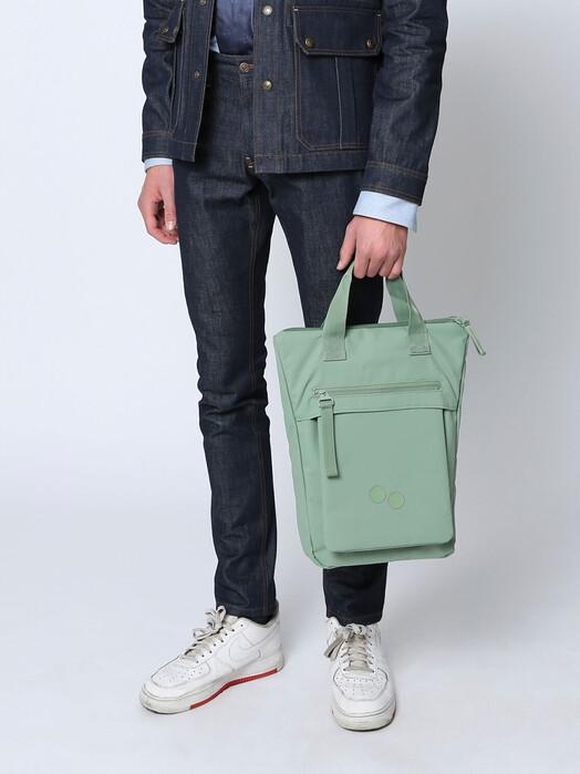 pinqponq Rucksäcke & Taschen Tak [bush green] One Size jetzt im Onlineshop von zündstoff bestellen