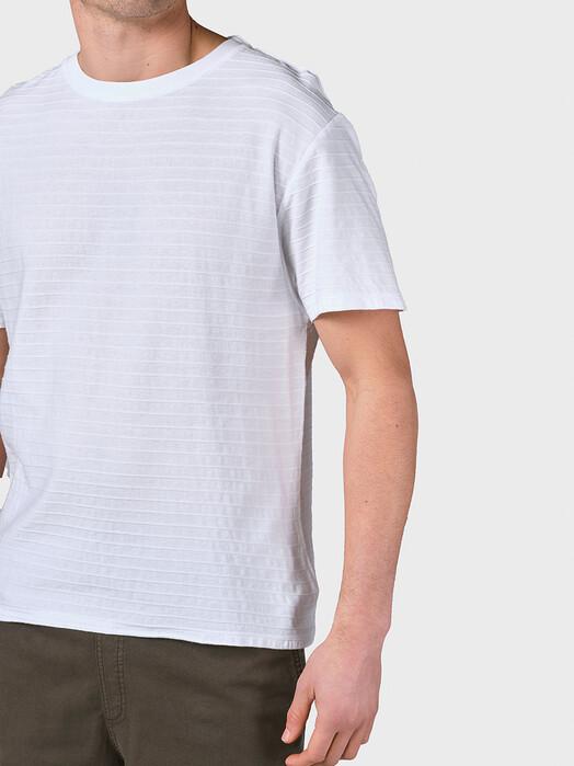 Klitmøller Collective T-Shirts Lauge [white] jetzt im Onlineshop von zündstoff bestellen